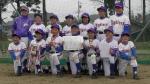 Aチーム白井市スポーツ少年団春季交流野球大会で優勝致しました!